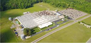 NEW MANUFACTURING PLANT IN ALABAMA