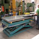 Single Scissor Lift Tables
